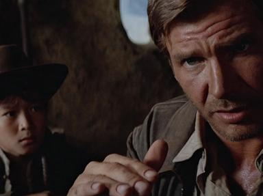Quiz about Raiders Of The Lost Ark