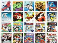 Comic Books Mixture Quizzes, Trivia and Puzzles