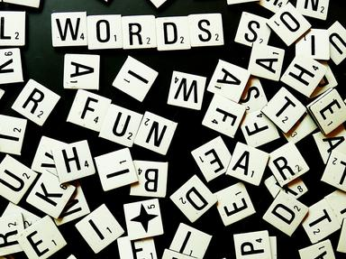 Anagrams Quizzes, Trivia and Puzzles