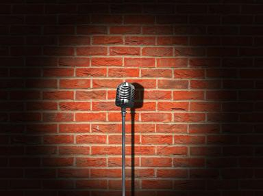 Comedians Mixture Quizzes, Trivia and Puzzles