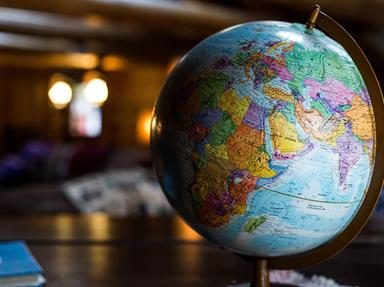Geography Quizzes, Trivia and Puzzles