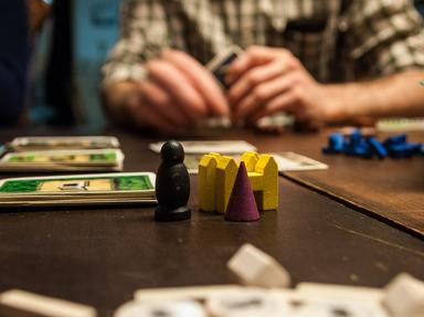 Board Games Mixture Quizzes, Trivia and Puzzles