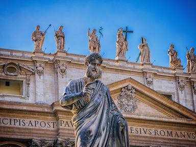 Twelve Apostles Mixture Quizzes, Trivia and Puzzles