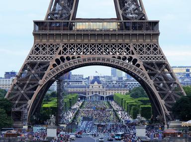 Paris Quizzes, Trivia and Puzzles