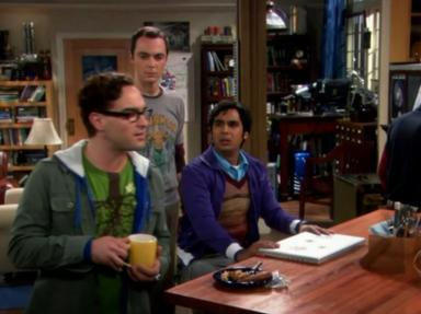 Big Bang Theory Quizzes, Trivia and Puzzles