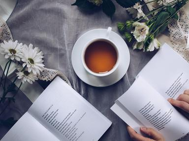 Poetry Terminology Quizzes, Trivia and Puzzles