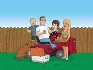 Quiz about King of the Hill  Hank Hill