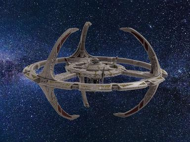 Star Trek Deep Space Nine Quizzes, Trivia and Puzzles
