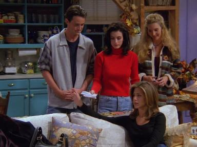 Quiz about Friends The One With Joeys Big Break
