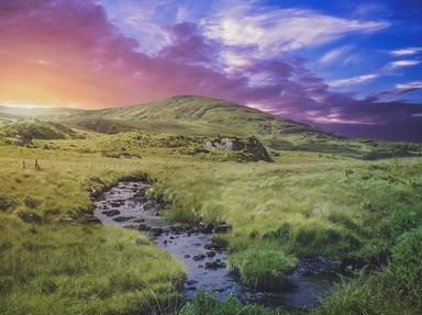 Irish Quizzes, Trivia and Puzzles