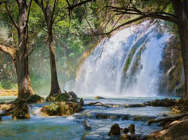 Central America Quizzes, Trivia and Puzzles
