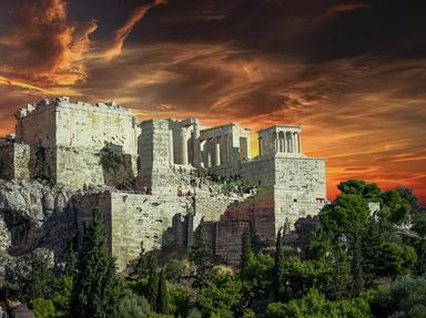 Quiz about Historic Places of Ancient Greece