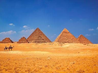 Ancient Egypt Quizzes, Trivia and Puzzles