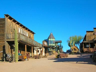 Old West Quizzes, Trivia and Puzzles
