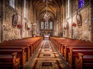 Roman Catholicism Quizzes, Trivia and Puzzles