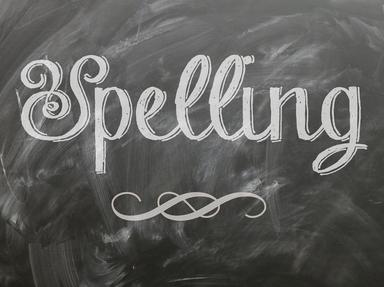 Spelling Bee Quizzes, Trivia and Puzzles