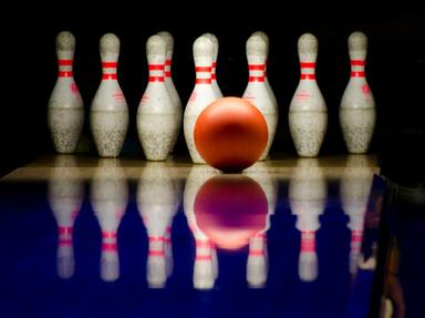 Bowling Quizzes, Trivia and Puzzles