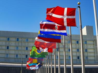 World Flags Quizzes, Trivia and Puzzles
