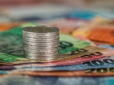 Coins and Banknotes Quizzes, Trivia and Puzzles