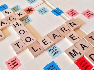Quiz about International Scrabble