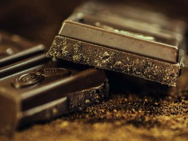 Confectionery Chocolates  Candy Quizzes, Trivia and Puzzles
