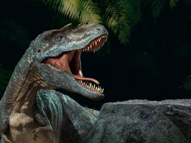 Paleontology Quizzes, Trivia and Puzzles