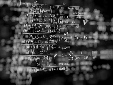 Calculus Quizzes, Trivia and Puzzles