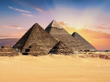 Seven Ancient Wonders Quizzes, Trivia and Puzzles