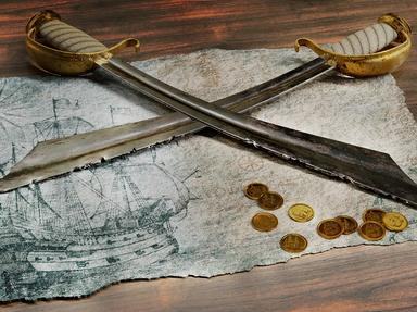 Pirates Quizzes, Trivia and Puzzles