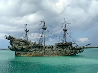 POTC The Curse of the Black Pearl  Quizzes, Trivia and Puzzles