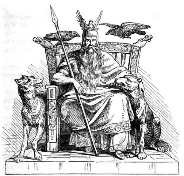Die Götter Der Wikinger