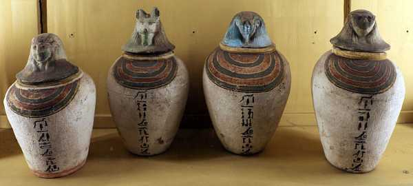 Tales Of The Canopic Jar Quiz 10 Questions