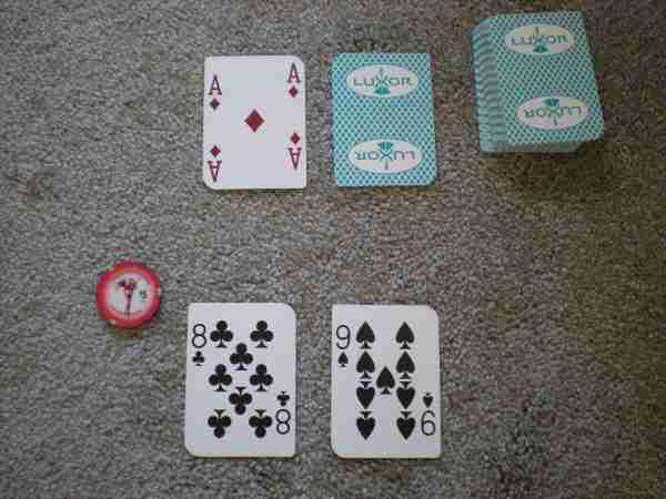 Do you take even money blackjack